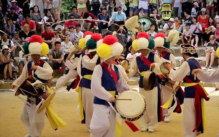 Korean traditional performances